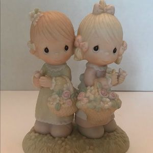 "Precious Moments figurine ""To my Forever Friend"""